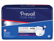 Sample of Prevail for Men Overnight Absorbency Underwear