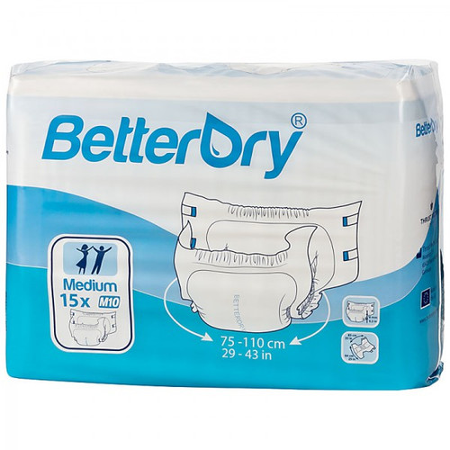 Betterdry Adult Diapers Healthwick Incontinence Canada
