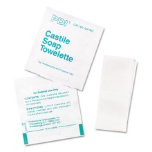 Castile Soap Towelettes - 100/box