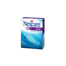 Nexcare™ Blister Waterproof Bandage, Clear