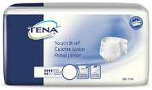 Sample of TENA Youth XS Briefs