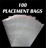 Placement Bag 100 Pack