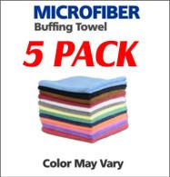 Microfiber 5 Pack