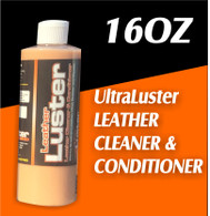 16oz UltraLuster Leather Cleaner and Conditioner