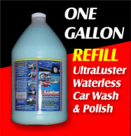 One Gallon UltraLuster Waterless Wash and Polish  REFILL