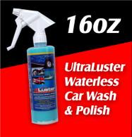 16oz UltraLuster Waterless Wash and Polish