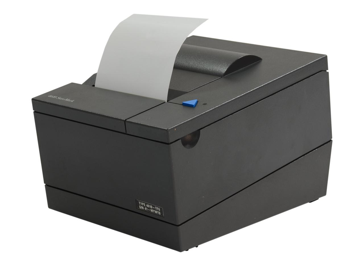 IBM POS Printer Type 4610-TF6