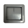 Davey Spa Quip®  Series 1000 Skimmer Face Assembly - Grey