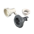 95mm Davey Spa-Quip Booster Jet Swirl Grey