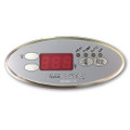 Davey Spa Quip®  600/601 Oval Touchpad and Overlay