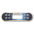 Balboa ML700 8 Button Overlay