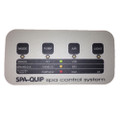 Davey Spa Quip® Pulsar Series 4 Way Overlay Replacement