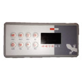 Gecko TSC-8 / K-8 Touch Pad With 8 Button Overlay