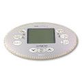 Davey Spa Quip® SP800 Oval Touch Pad and Overlay Replacement