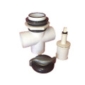 CMP Diverter Valve 50mm 3 Way S-Handle