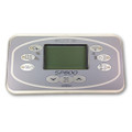 Davey Spa Quip® SP800 Rectangular Touchpad and Overlay