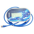 SpaNet SV2-T Spa Pool Touch Pad 2VH (Replaces Vortex VSX2 Touchpad)