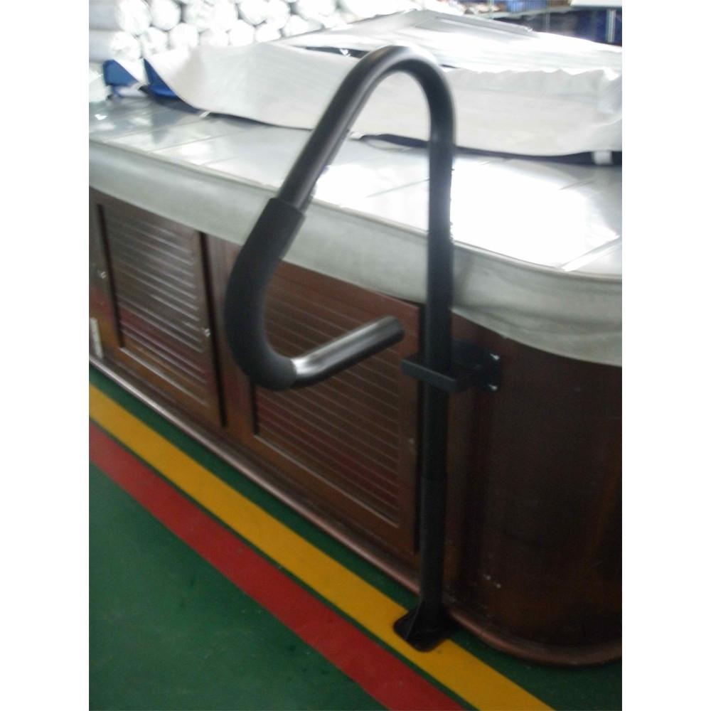 Portable Hand Railing : Hand rail for spa pool