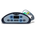 Jacuzzi®  2-Pump J-300™ LCD Panel  ENC