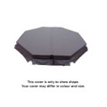 Spa cover to fit Leisurerite Family Octagon 1718 x 2270mm