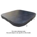 2160 x 2160mm V2 Cobalt Spa Cover (Slate)