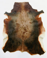 Natural  Blesbok  Hide  60cm x  90cm  approximately