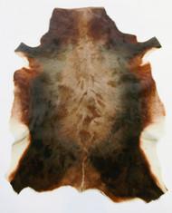 Natural  Blesbok  Hide  60cm x  90cm  approximately