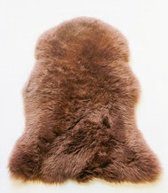 Caramel  Merino  Sheepskin  Rug 110cm x  70cm