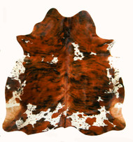 Cowhide  Tri  Colour   2mx 2m