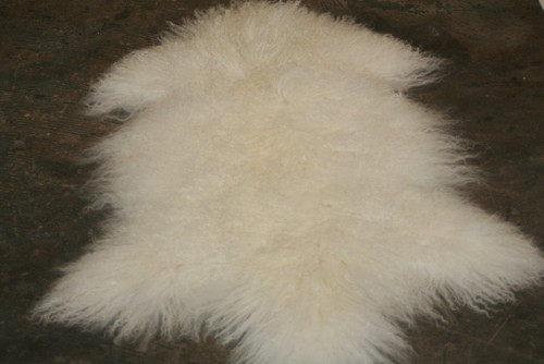 Crystal  White Rug  60x90