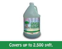 Grass Color: The King