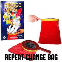 Red Zipper Pro Change Bag