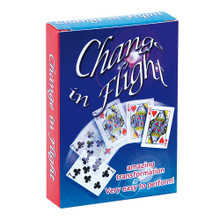 Change in Flight Card Trick DiFatta