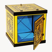 Difatta Production Box Magic Trick Mirror