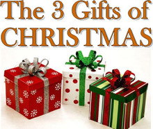 best seller the 3 gifts of christmas the story of the magi told in with rope magic and in verse