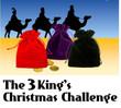 3 Kings Nativity Christmas Gospel Magic