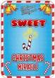 Sweet Christmas Miracle - Comedy Candy Cane magic with a seasonal Gospel message!