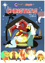 a christmas tail tale magic trick nativity script church - A Christmas Tail
