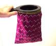 Zig Zag pattern change bag magic trick