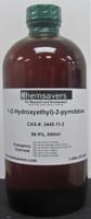 1-(2-Hydroxyethyl)-2-pyrrolidone, 98.9%, 500ml (16oz)