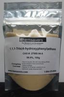 1,1,1-Tris(4-hydroxyphenyl)ethane, 99.9%, 100g