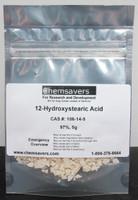 12-Hydroxystearic Acid, 97%, 5g