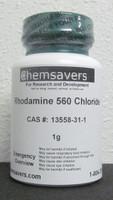 Rhodamine 560 Chloride, Certified, 1g