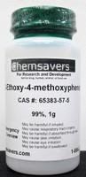 3-Ethoxy-4-methoxyphenol, 99%, 1g