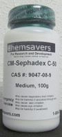 CM-Sephadex C-50, Medium, Certified, 100g