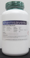 Quinine Sulfate Dihydrate, 99+% (Titration), Powder, 50g