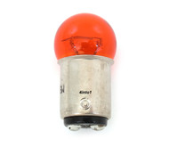 Mini 1157 Turn Signal Bulb - Dual Filament - Amber