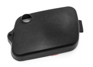 Tool Box Side Cover - Left - Honda CL125A CD125A SS125A CD175A
