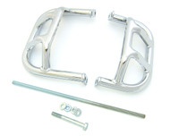 Chrome Engine Guard Set - Honda CB750 SOHC - 1969-1978