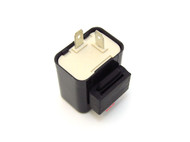 Reproduction Suzuki - 12V Turn Signal Flasher Relay - 2 Prong